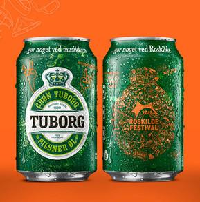 Tuborg Roskilde Festival