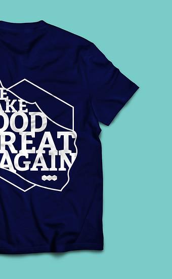 We Make Food Great Again