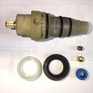 Crosswater CR150C Shower Thermostat