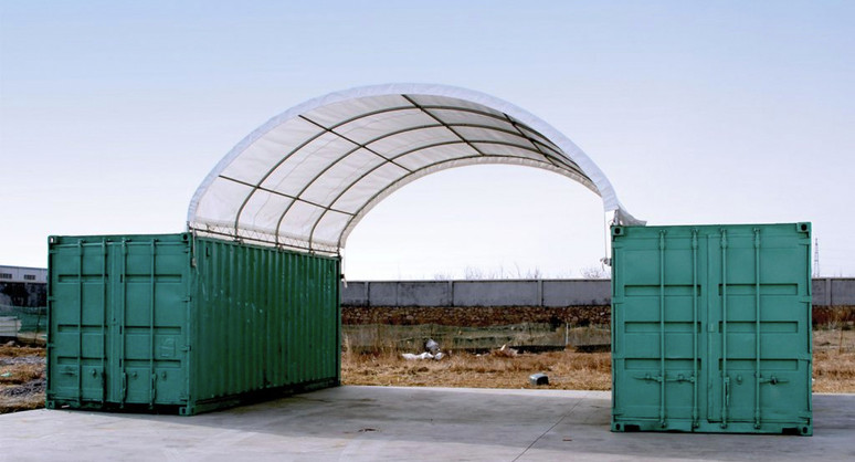 6m x 6m Dome Covers & End Walls