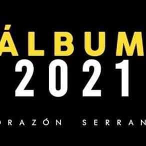 Corazón Serrano Alista Nuevo Disco Primicias 2021 ( Mil Abrazos)