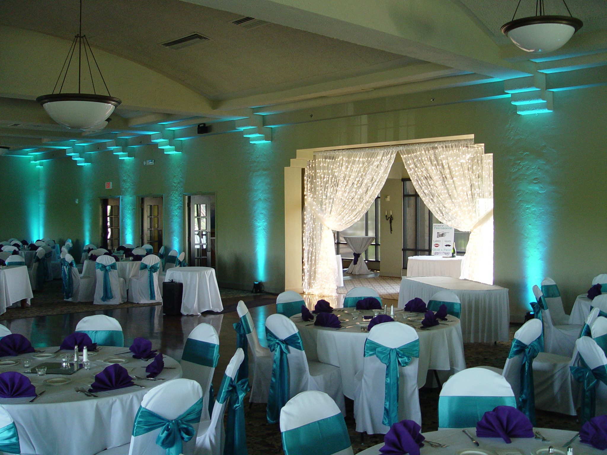 Innovative Lighting and Design Kansas City Event Lighting Weddings and Events 7.
