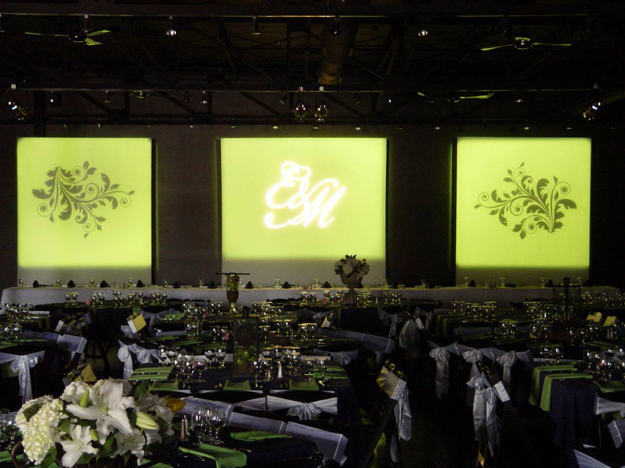 Innovative Lighting and Design Kansas City Event Lighting Weddings and Events 9.