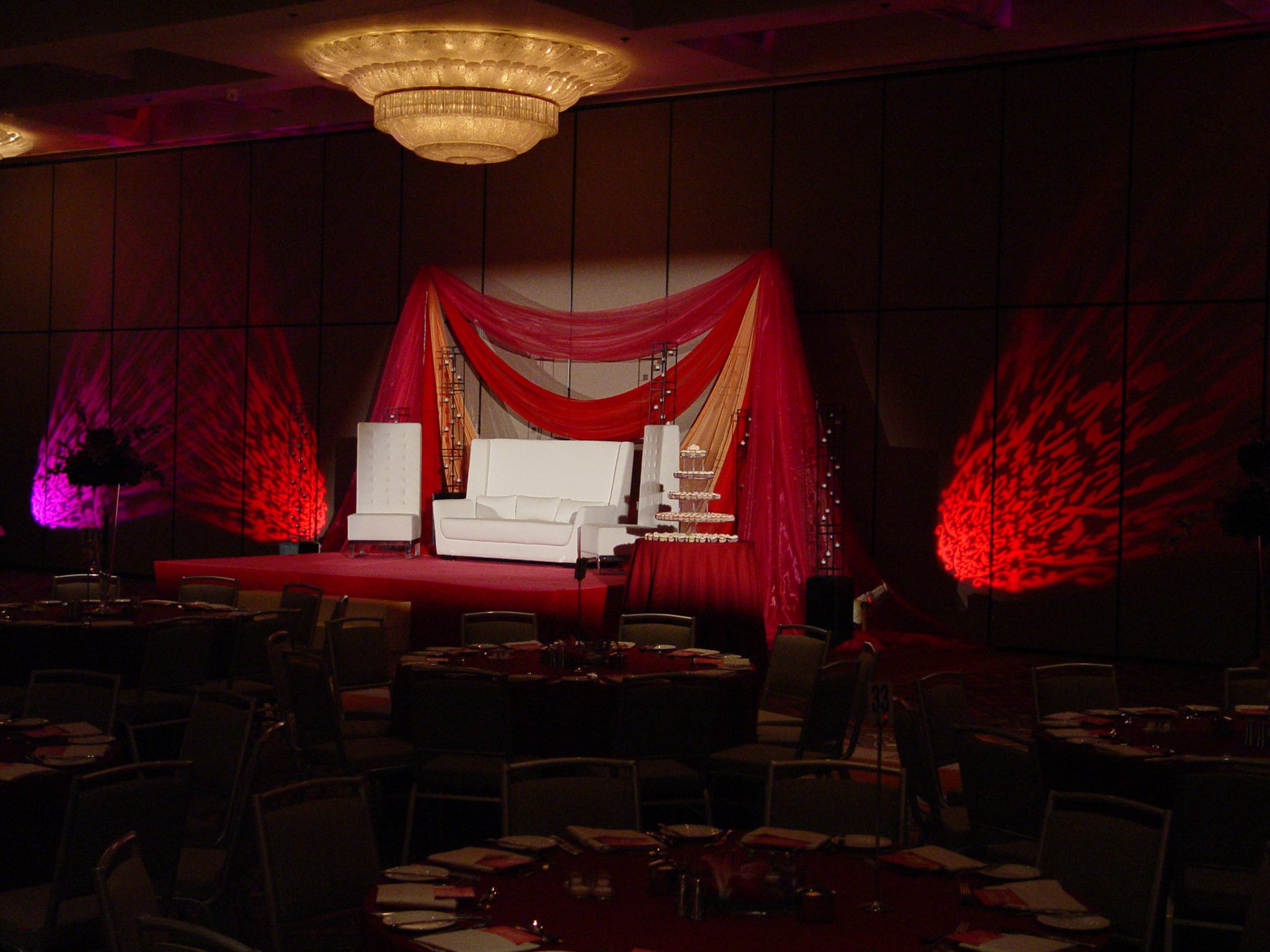 Innovative Lighting and Design Kansas City Event Lighting Weddings and Events 8.