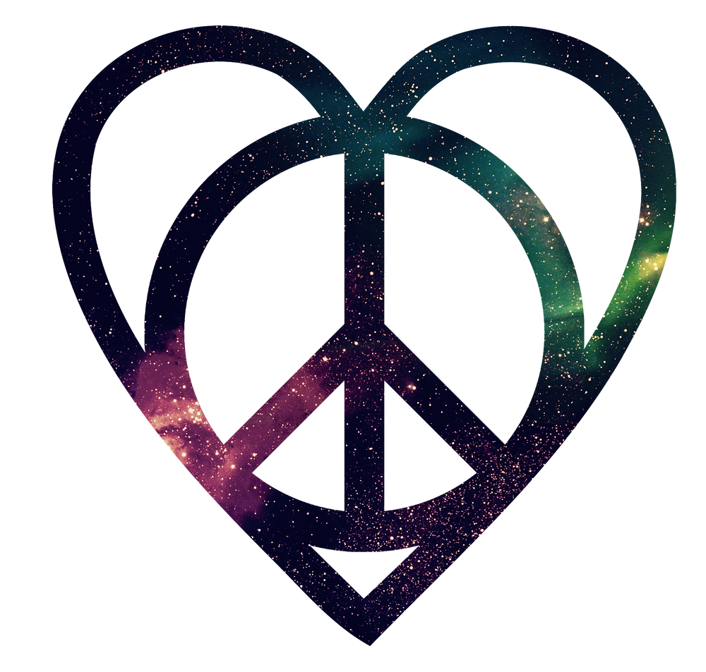 Peace and Love to all creatures of the universe