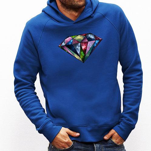 Diamond man hoodie