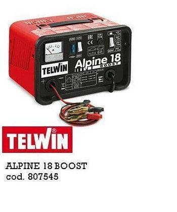Caricabatterie Alpine 18
