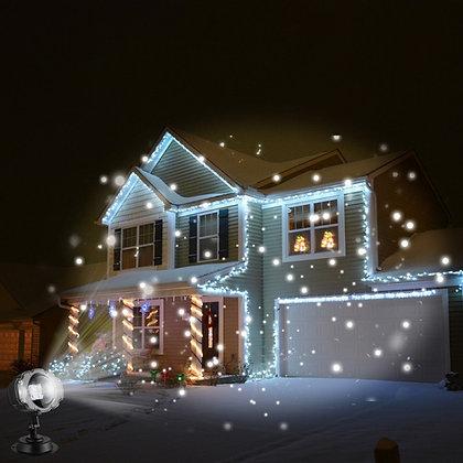 Proiettore natalizio '' fiocco di neve''
