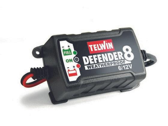 Caricabatterie Telwin defender 8