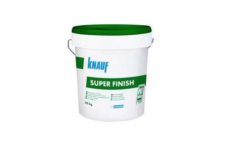 Stucco in pasta (Super Finish - Knauf)