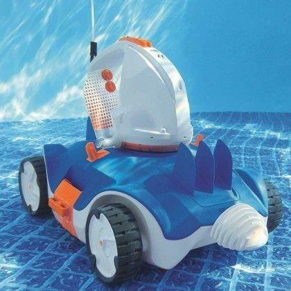 Robot wireless p/pulizia piscina