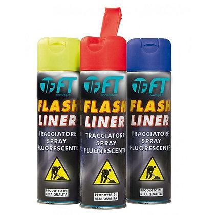 Idro-spray fluorescente