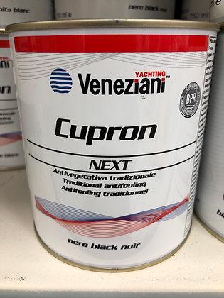 Veneziani Cupron Black