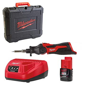 Saldatore Milwaukee M12