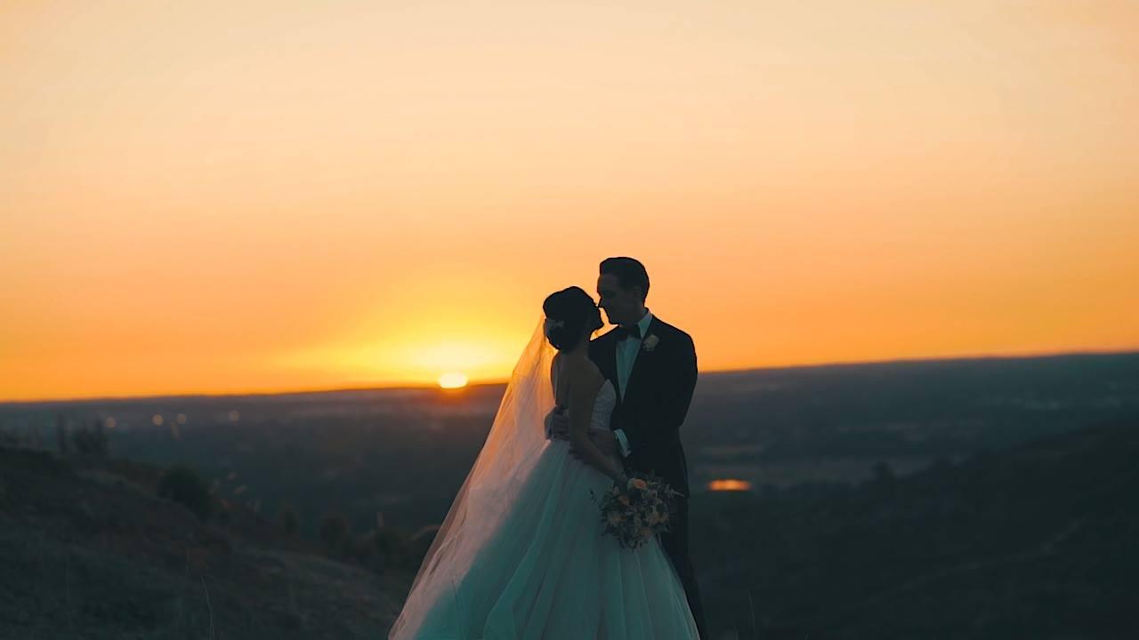 Brad & Bernadette wedding video teaser