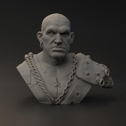 Gorm - MiniatureBust