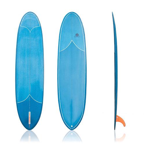 """7'1"""" OCEAN BLUE EGG"""
