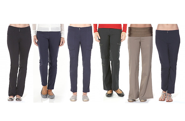 Pants as innovation for Women's Empowerment