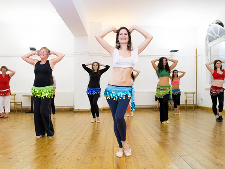 9 Reasons Every Woman Should Take Up Belly Dancing