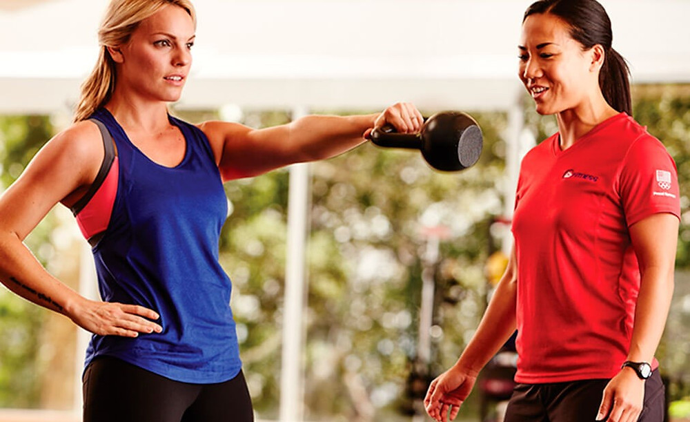 YOU.Better! Studio. Personal Training Support