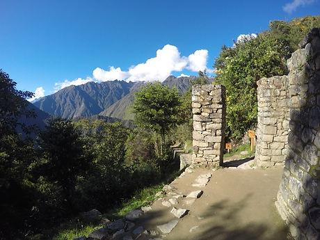 Sun Gate Machu Picchu YOU.Better! Studio