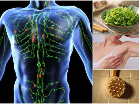 DETOX YOUR LYMPH: 10 HOLISTIC TREATMENTS FOR YOUR LYMPHATIC SYSTEM