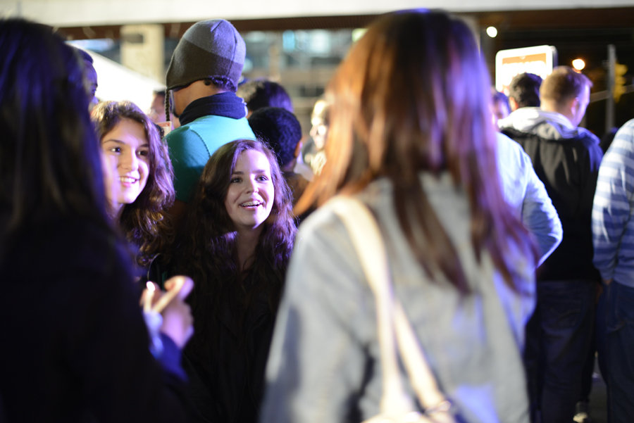Talk 2 Strangers - Scotiabank Nuit Blanche Toronto