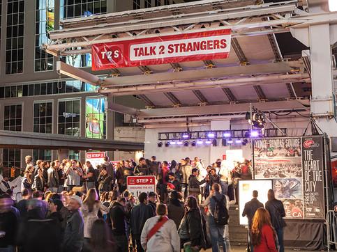 Talk 2 Strangers