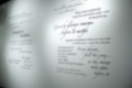 Community Thoughts - Latcham Gallery, Souffville ON (2013)