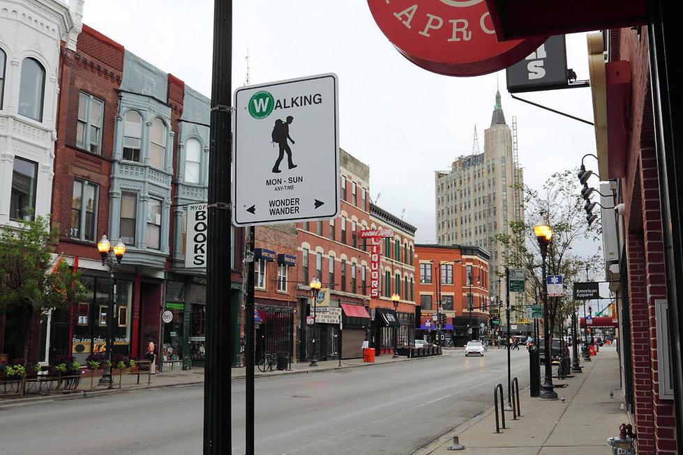 Pedestrian Series tmeanddesire chicago