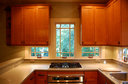 Lookout Place kitchen cabinets