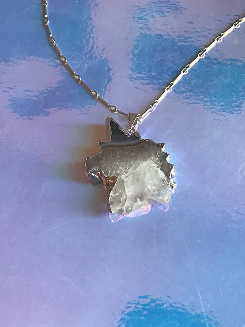 Amethyst Unicorn Necklace
