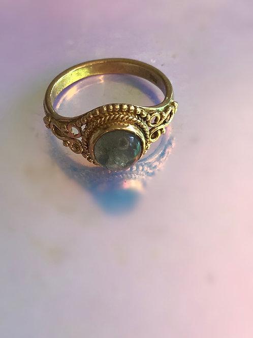 Royalty Labradorite Ring