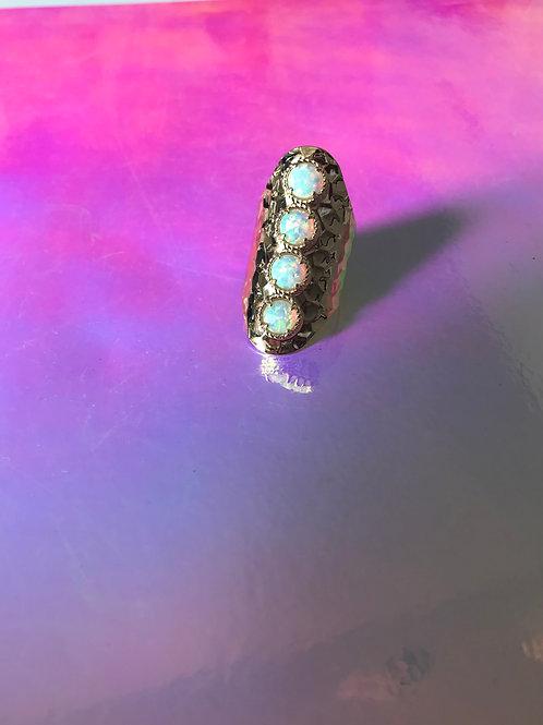Heaven Opal ring