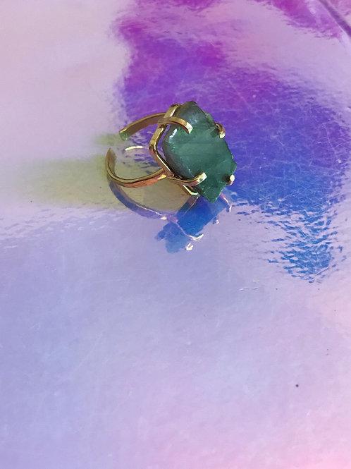 Spiritually  Labradorite Ring