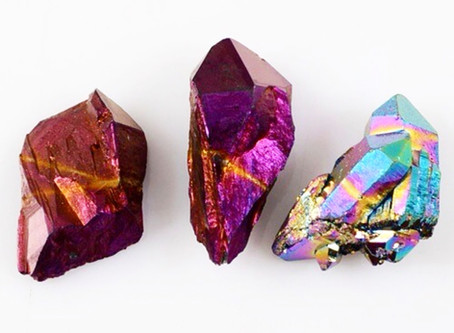 Colorful  Magical Stones