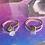 Thumbnail: Opal Teardrop Ring
