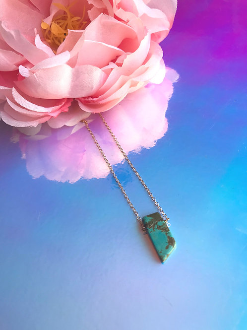 Turquoise Friendship Necklace