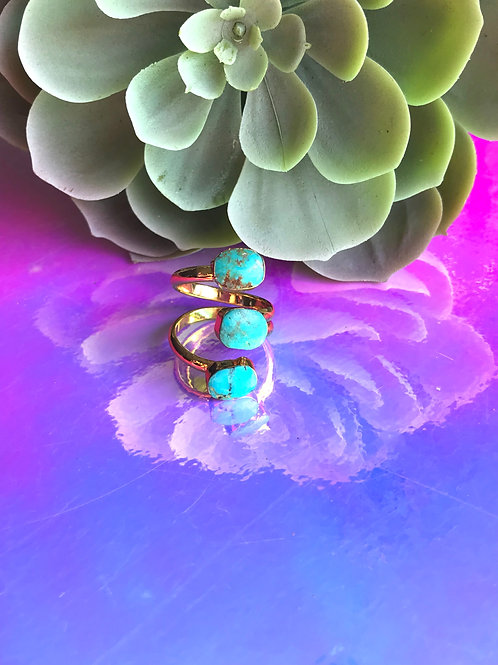 Loyalty Turquoise Ring