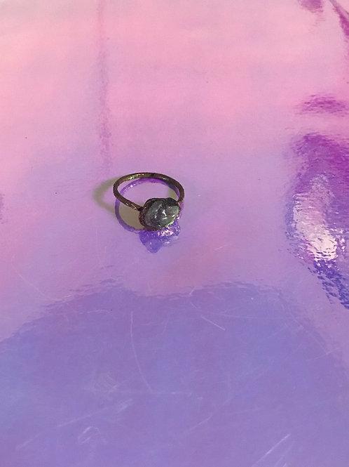 Deepsea amethyst Ring