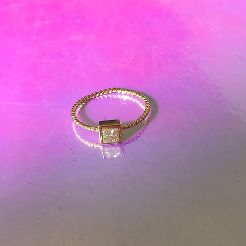 Baby Angel Aura Ring