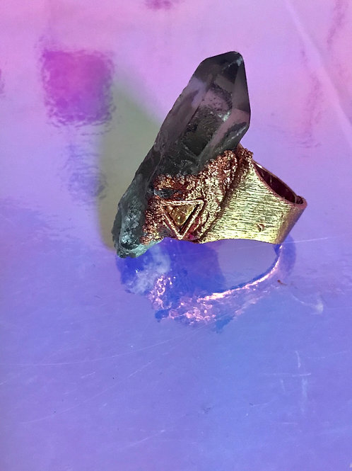 Copper Scepter Ring