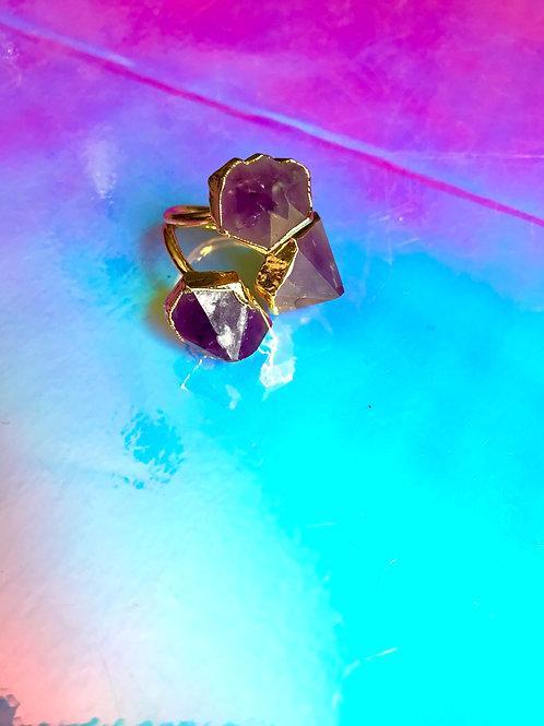 Amethyst III Ring