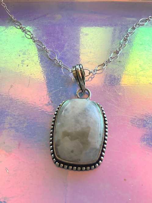 Moon New Beginnings necklace