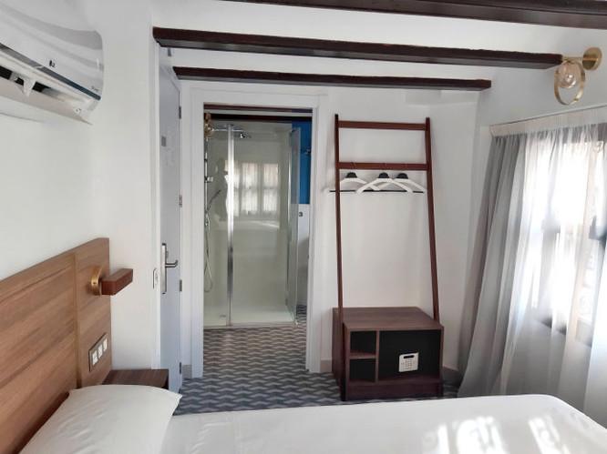 Double comfort room
