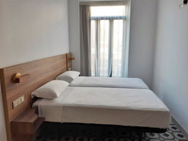 Double Room with 2 single beds
