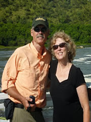 Bruce and Pam McCormick