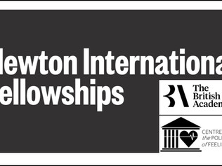 British Academy Newton International Fellowships