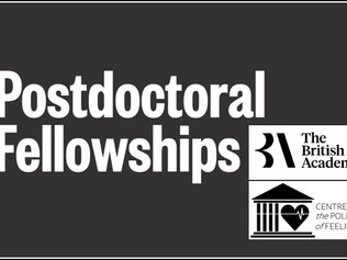 British Academy Post-doctoral Fellowships