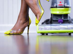 Heels up, wheels down: Cleaning & Careening